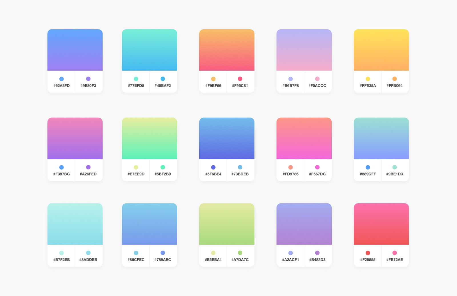 Vivid Gradients for Sketch 2