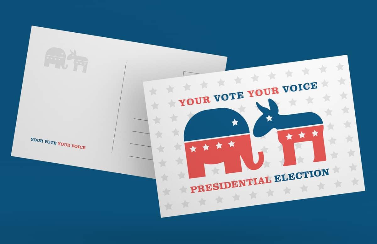 Vote Postcards Preview 1