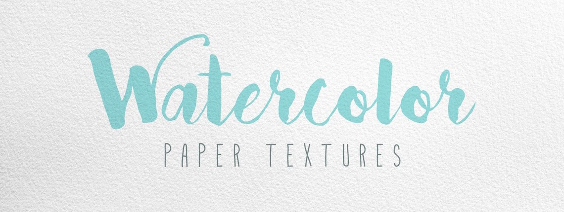14 Stunning (and free) Watercolor Paper Textures