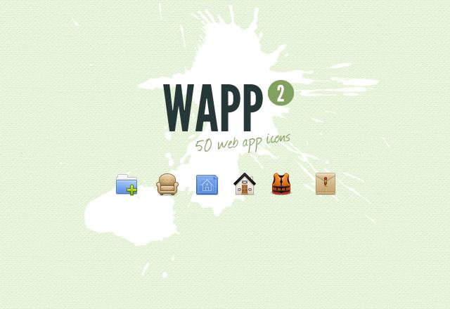 WAPP Web App Icons 2