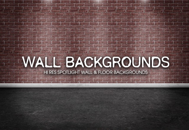 Wall & Floor Backgrounds