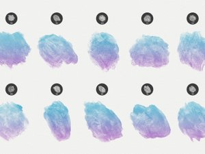 Watercolor Brushes for Photoshop 2