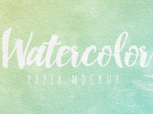 14 Stunning (and free) Watercolor Paper Textures — Medialoot