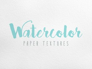 Watercolor Paper Textures 1