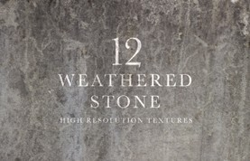Weathered Stone Textures