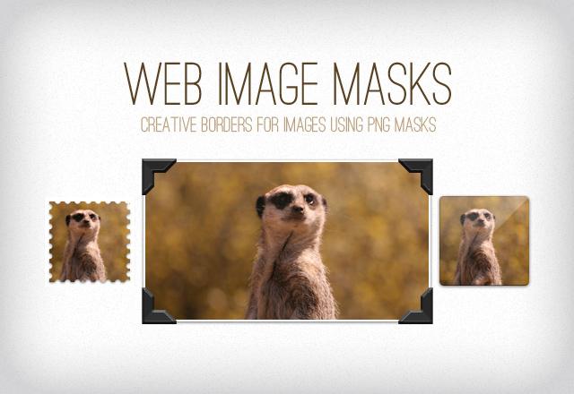 Web Image Masks