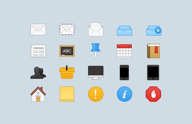 Webbies 32px Icons - Part 2