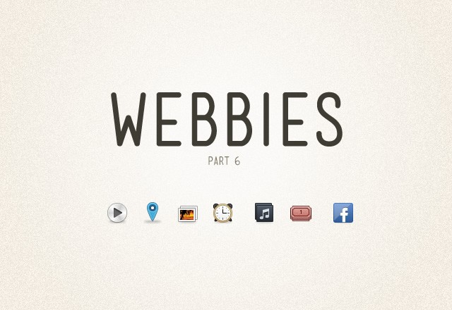 Webbies 32px Icons - Part 6