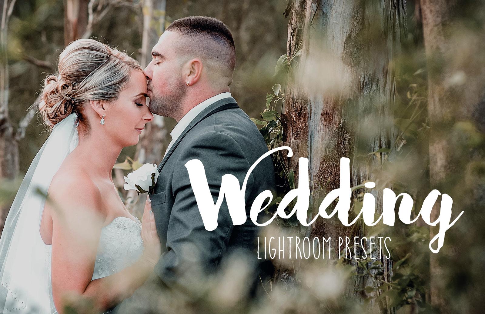 Wedding Lightroom Presets Preview 1