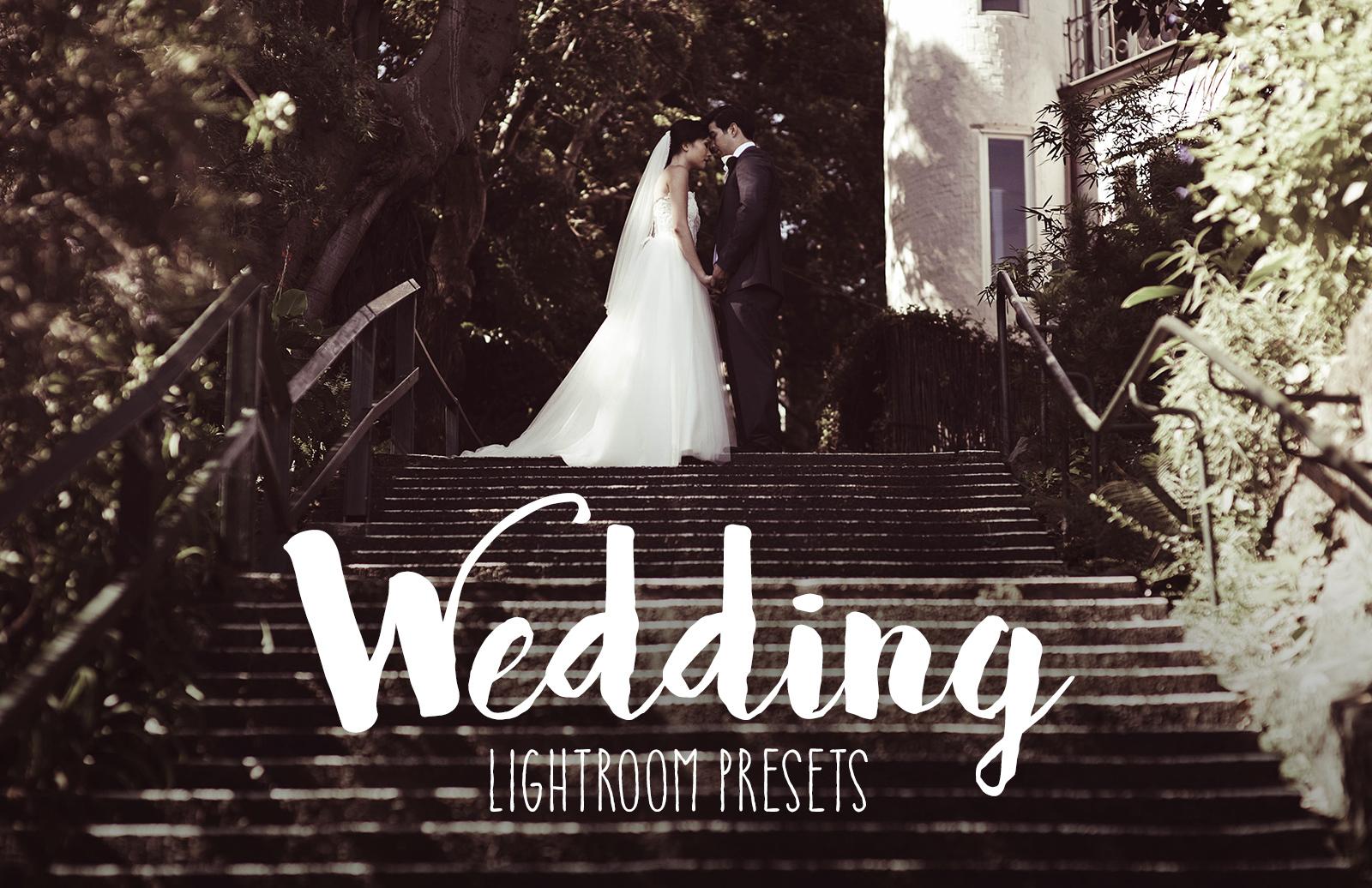 Large Wedding Lightroom Presets Preview 2