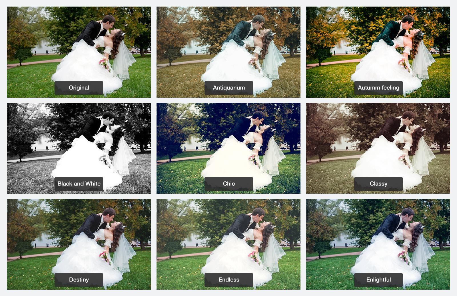 Large Wedding  Lightroom  Presets  Preview 3