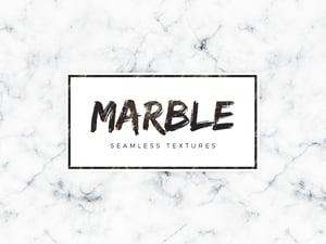 Seamless White Marble Textures 1
