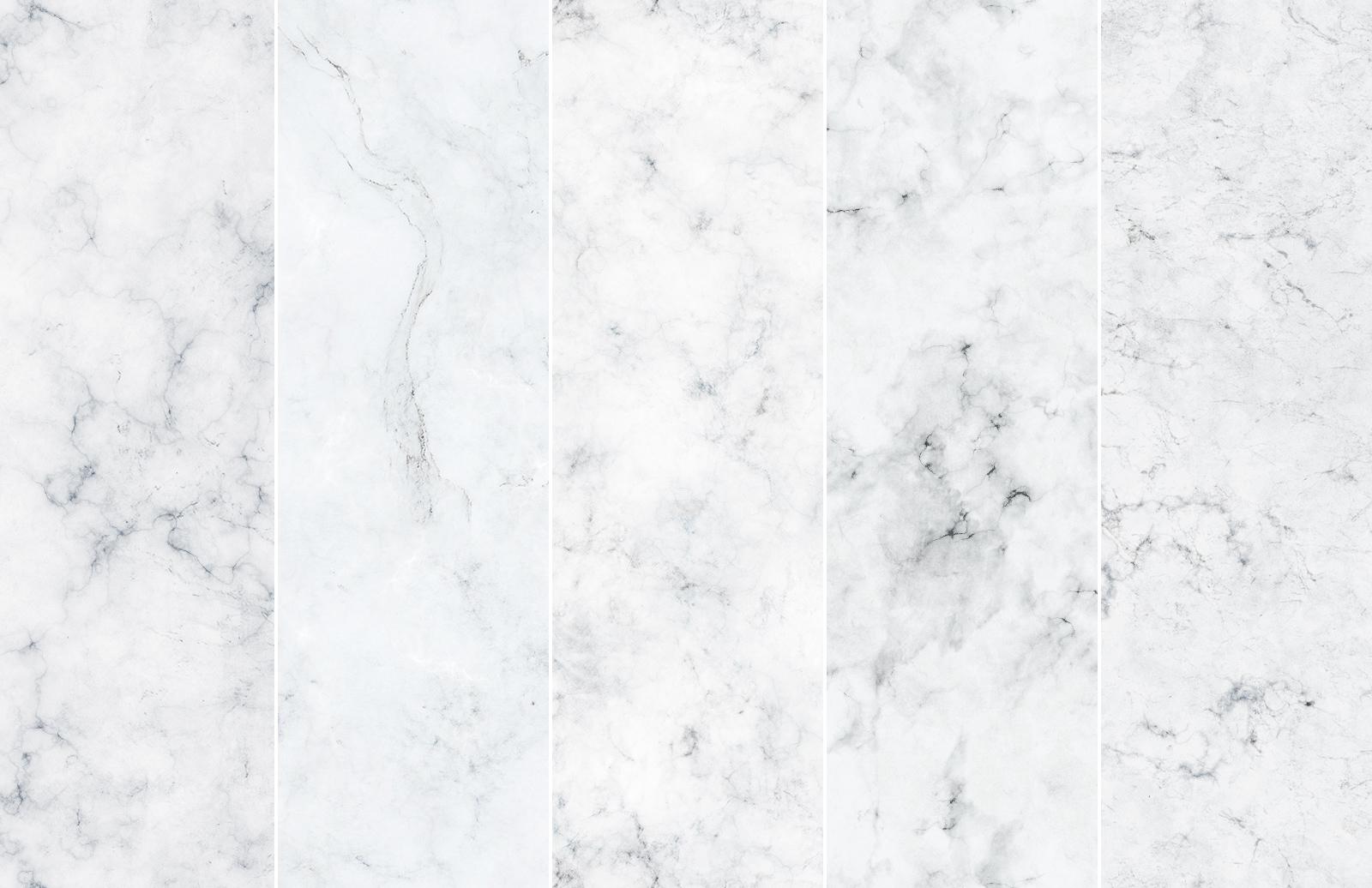 Seamless White Marble Textures 2