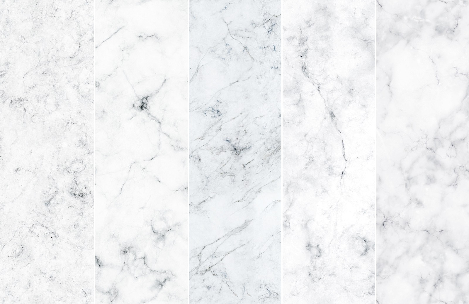 White Marble Seamless Textures Preview 3