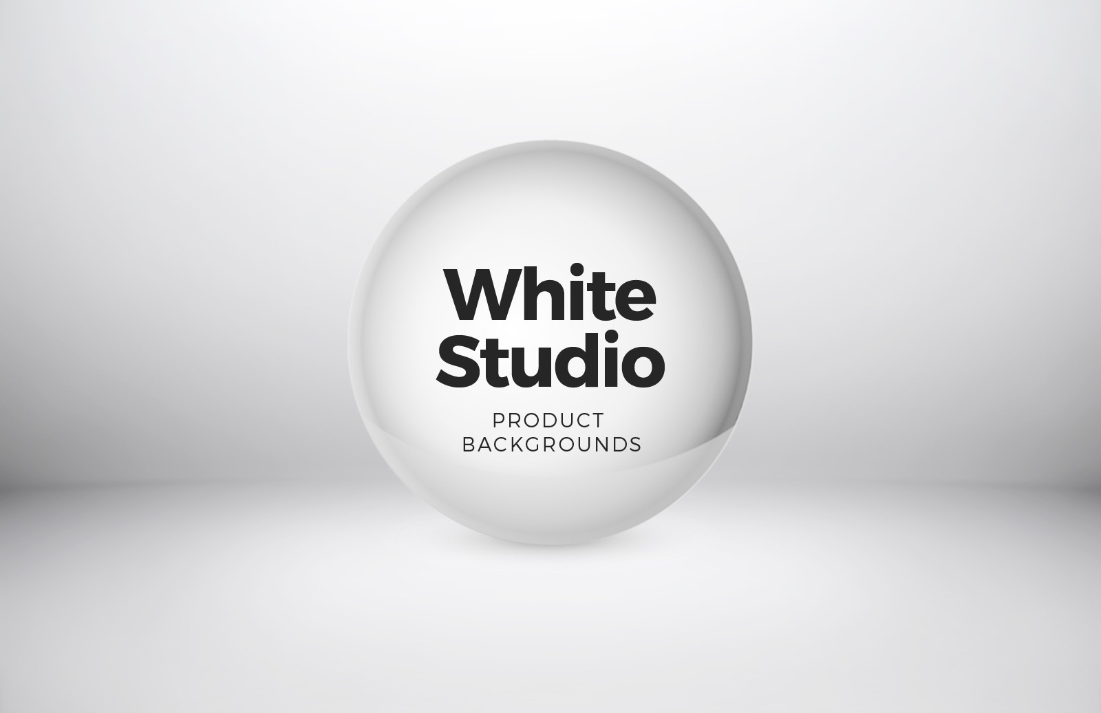 White Studio Product Backgrounds Preview 1