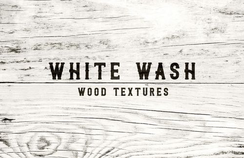 White Wash Wood Textures