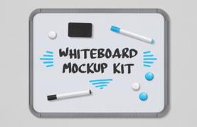 Whiteboard Mockup Kit