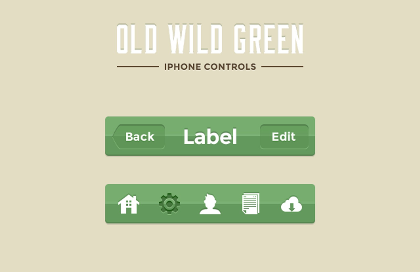 Wild  Green  Controls  Preview1