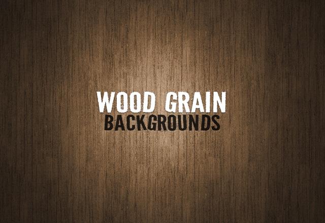 Wood Grain Backgrounds Medialoot