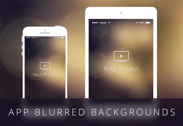 App Blurred 1