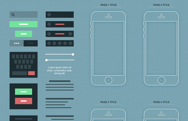 Large App Wireframe 2