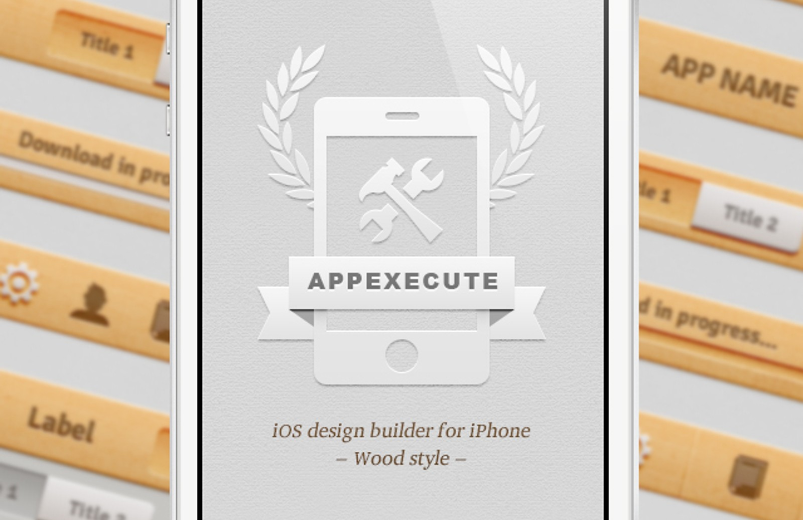 App Execute Wood Preview1