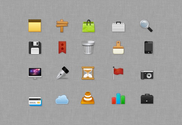 Applied - 48px Icon Pack (Part 3)