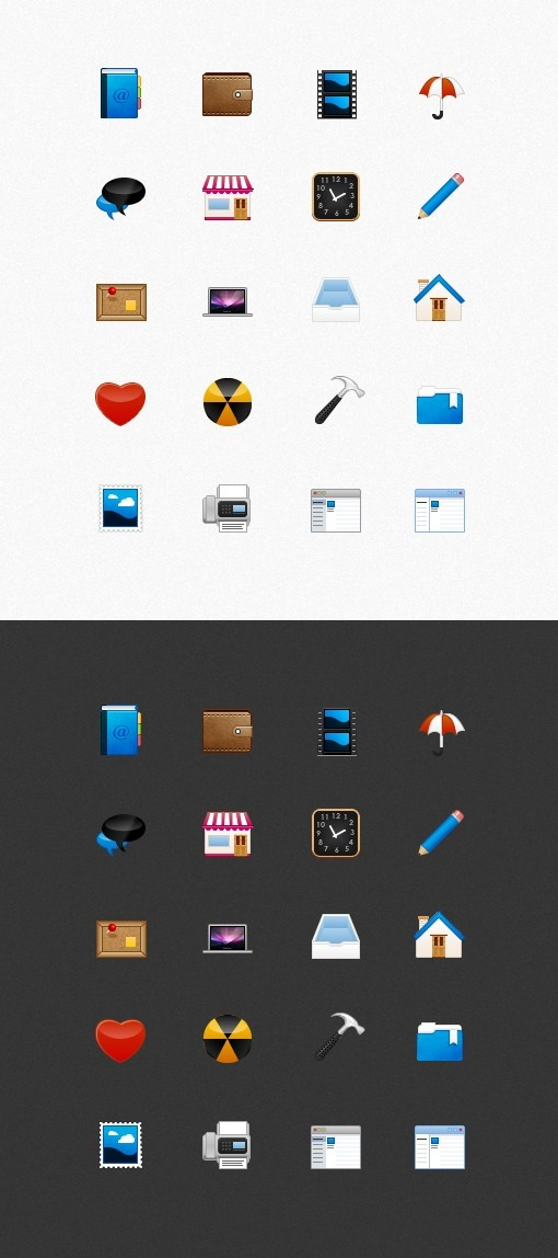 Applied - 48px Icon Pack (Part 2)