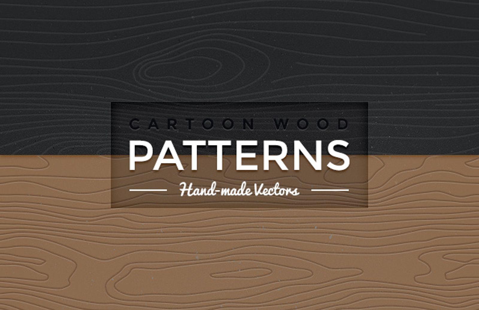 Cartoon Wood Preview1B