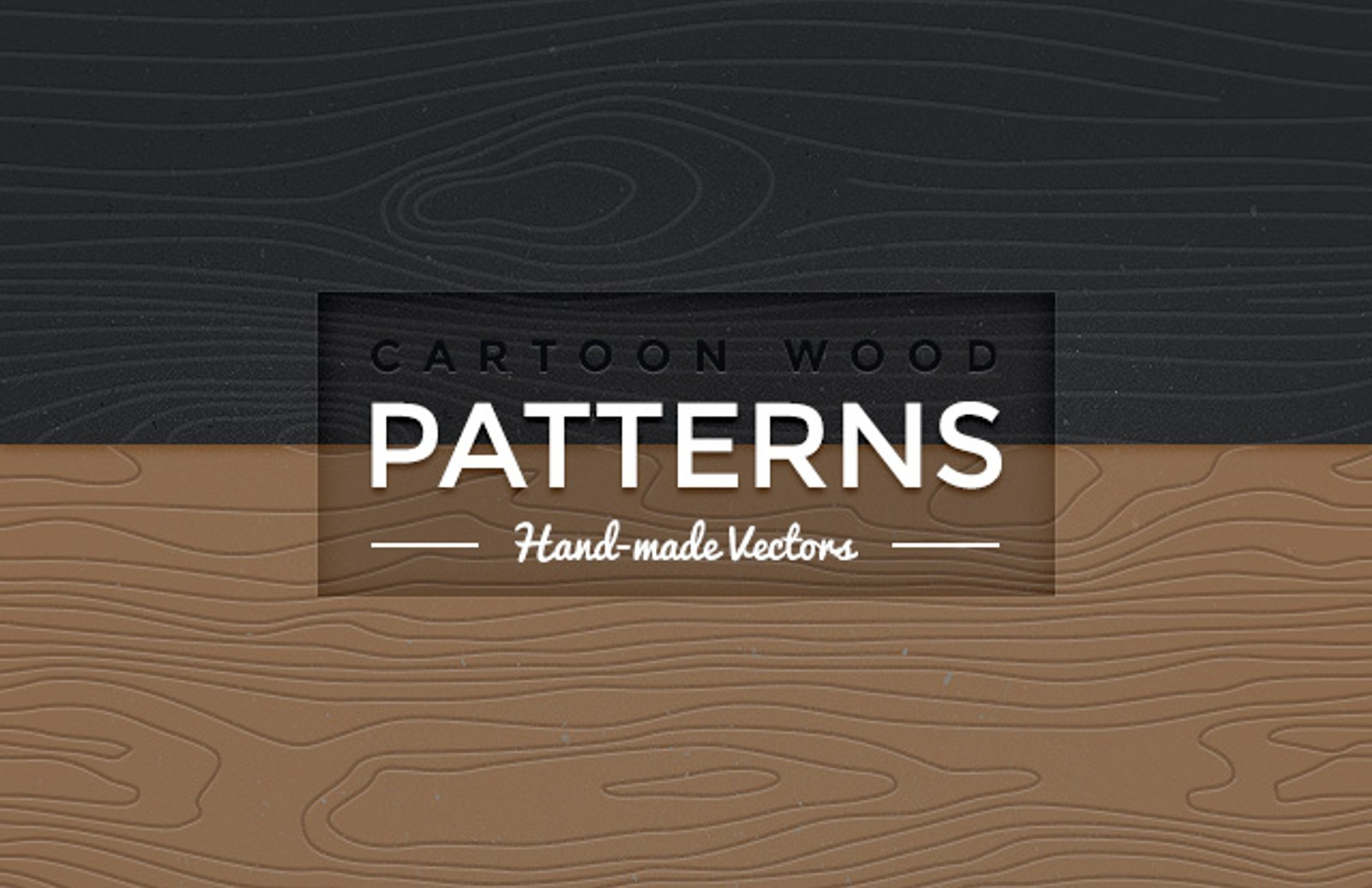 Cartoon Wood Preview1B