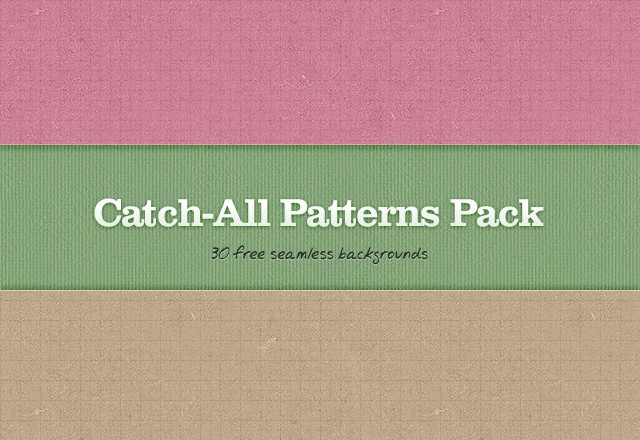 Catch-All Free Patterns Pack