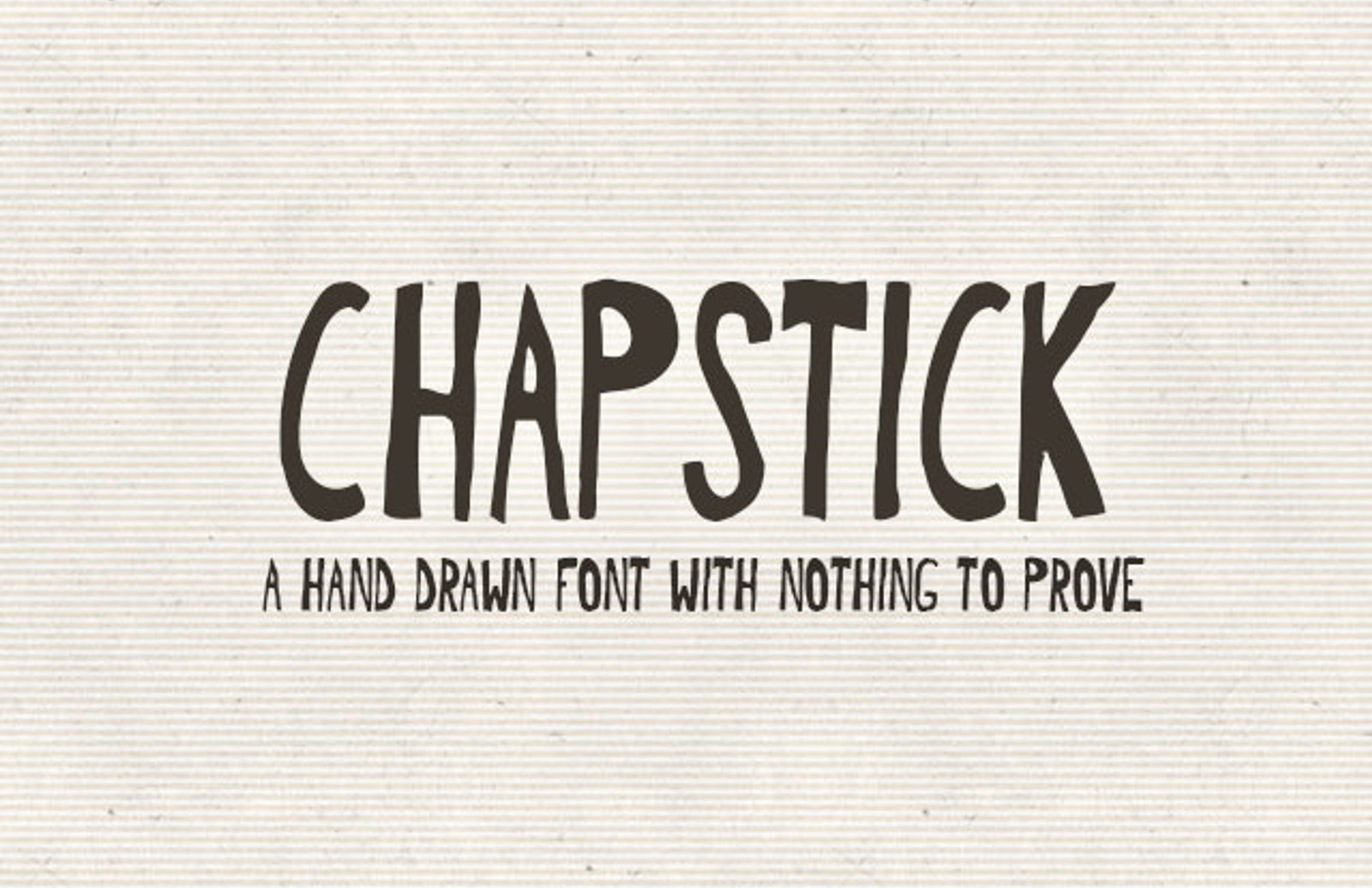 Chapstick Preview 1