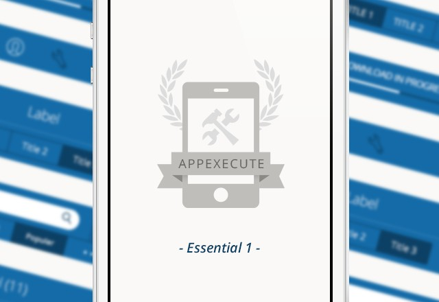 AppExecute: Essential Style 1