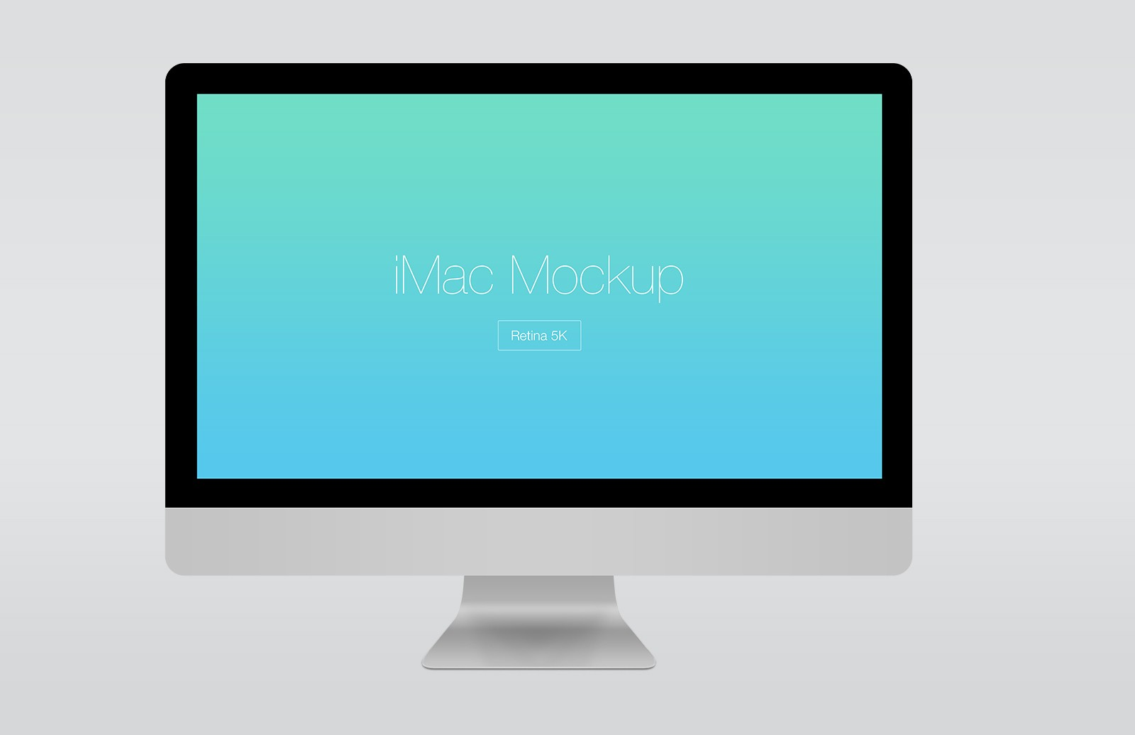Large I Mac  Retina 5 K  Mockup  Preview 2