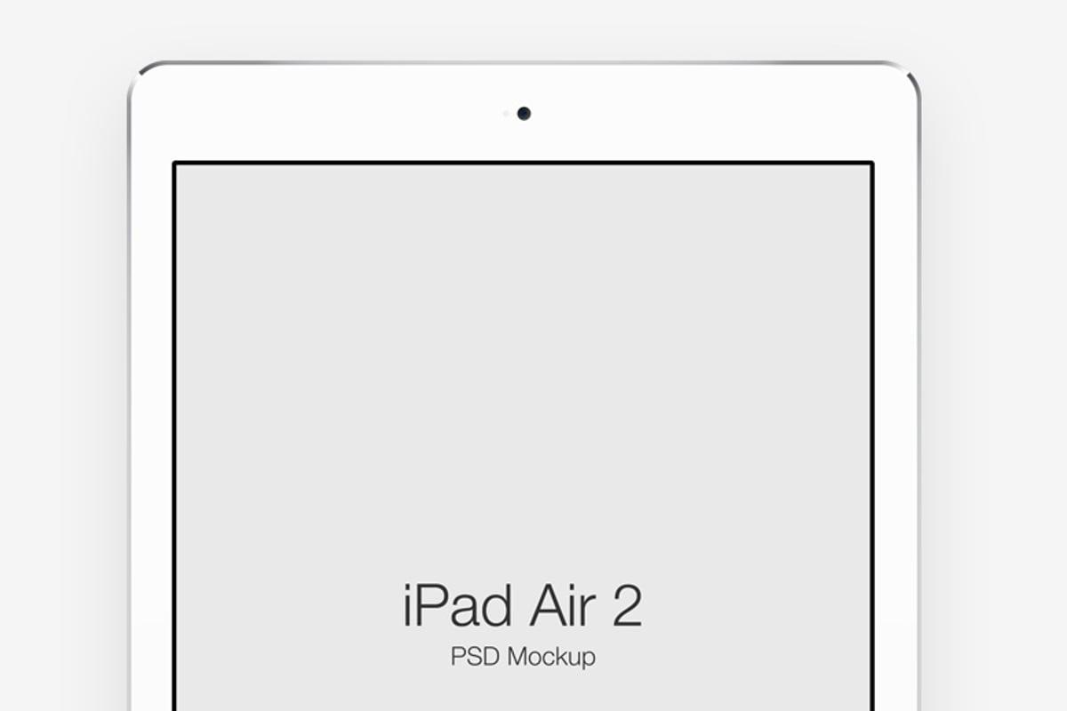 IPad Air 2 & IPad Mini 3 Mockups