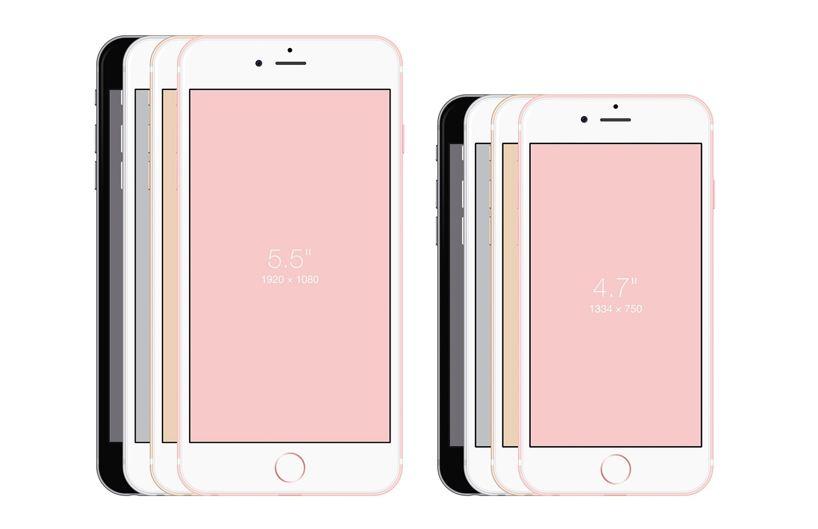I Phone 6 S Mockup Preview 1