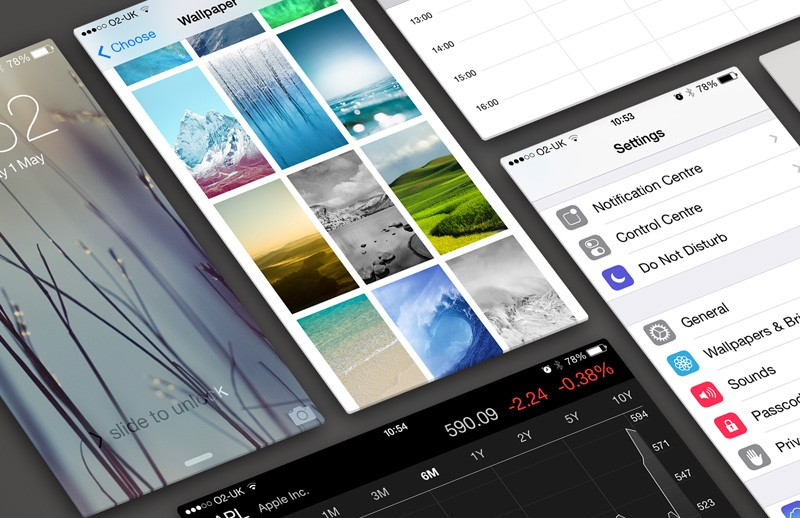 I Phone  App  Perspective  Mockup  Vol 4  Preview 1