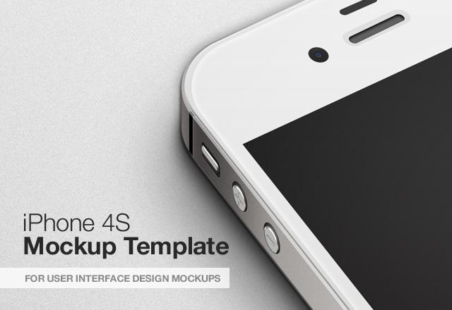 Editable iPhone Mockup