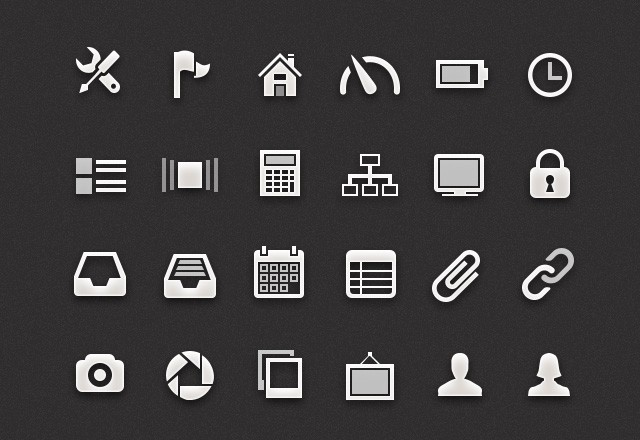 I Phone  Toolbar  Icons 3  Preview1