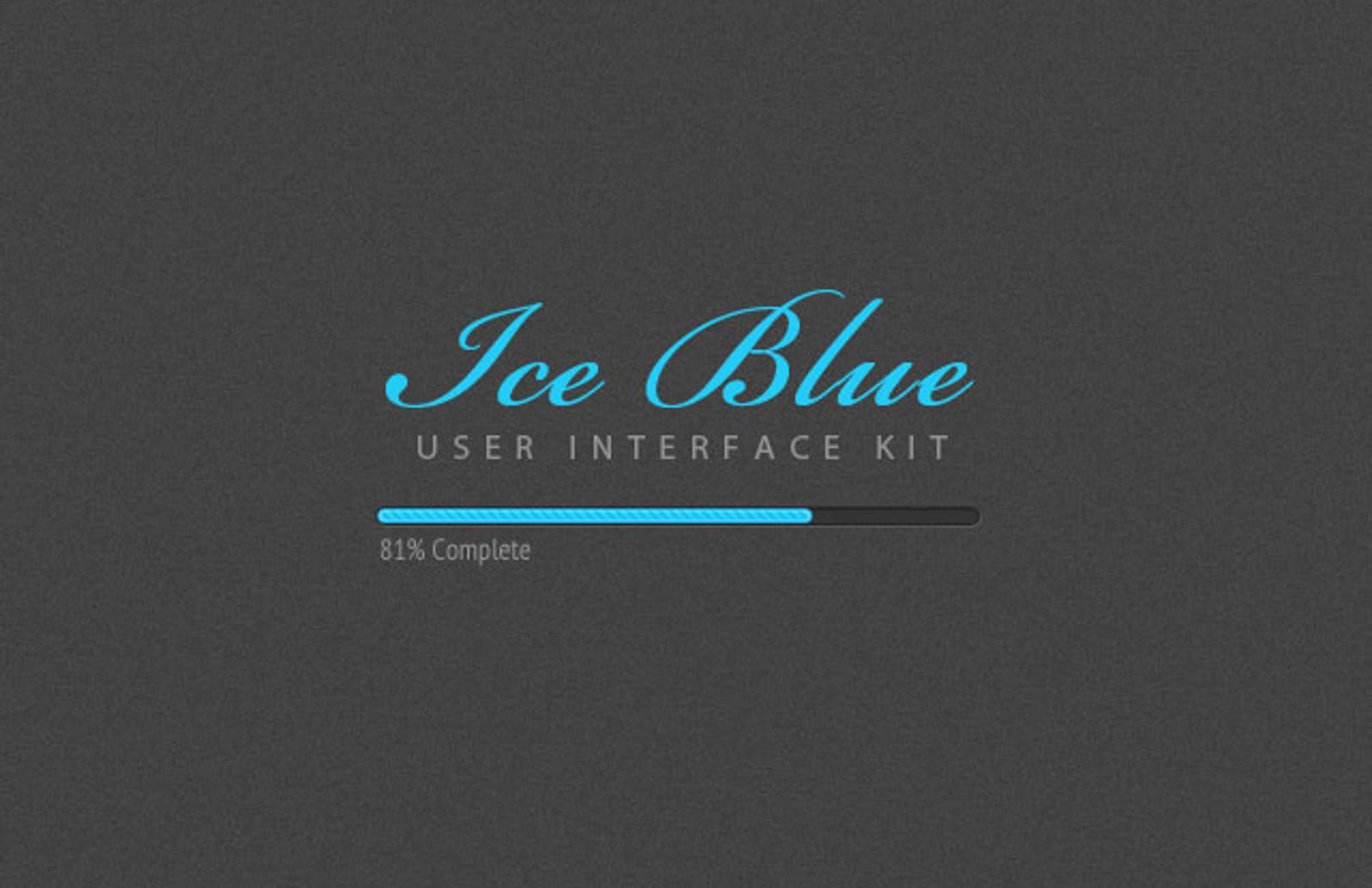 Iceblue Slide1