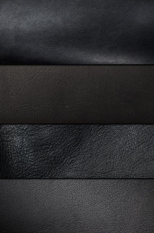 Smooth black texture