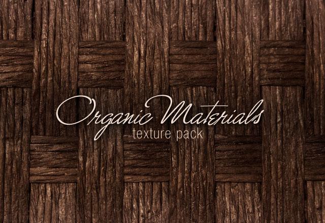 Organic Materials Texture Pack