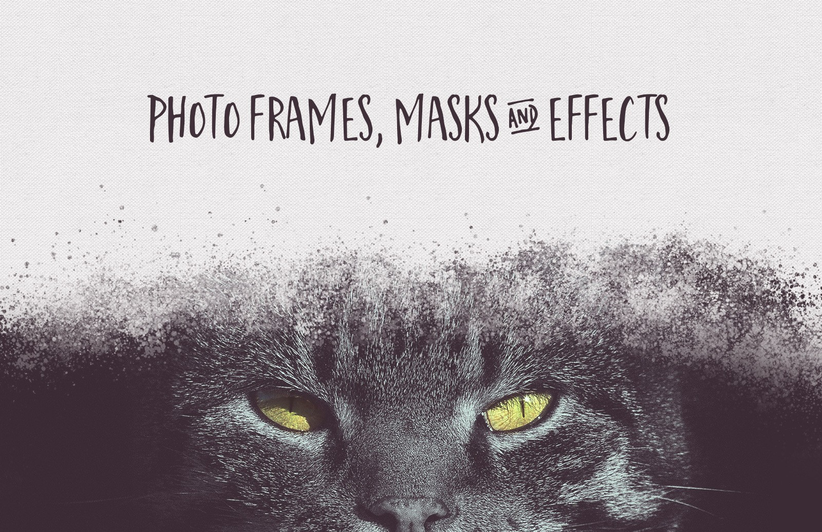 Photo Frames, Masks and Effects