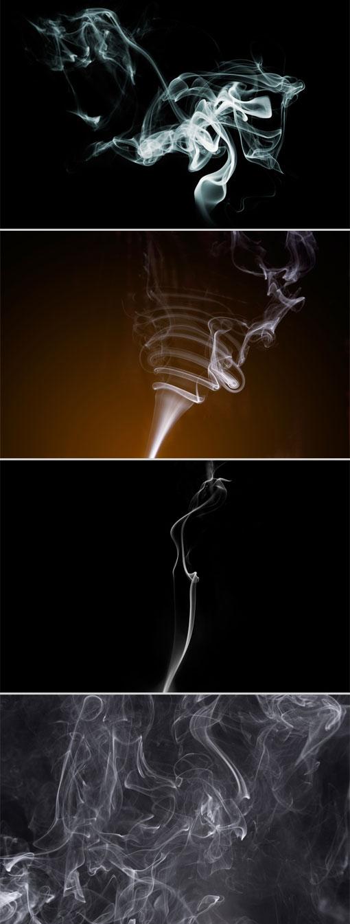 10+ High-Res Smoke Textures