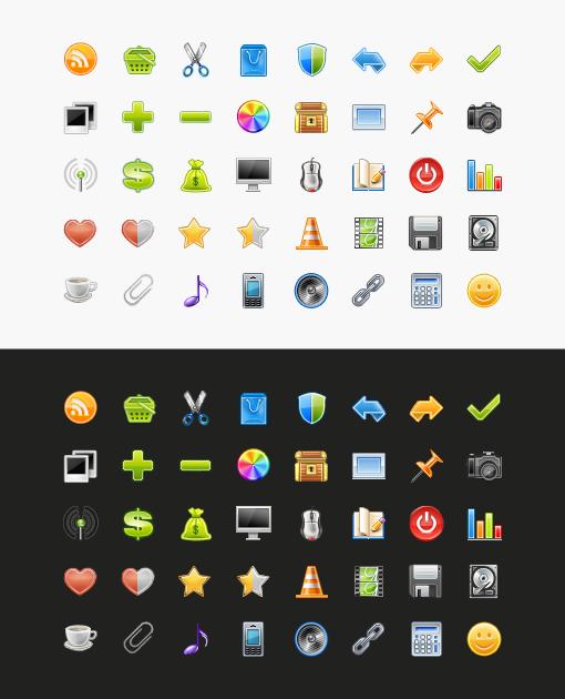 Sweet Icons P2