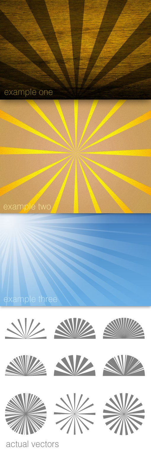 Large Sunburst Preview