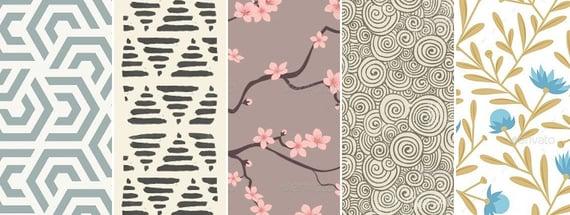 32 Subtle & Seamless Background Patterns